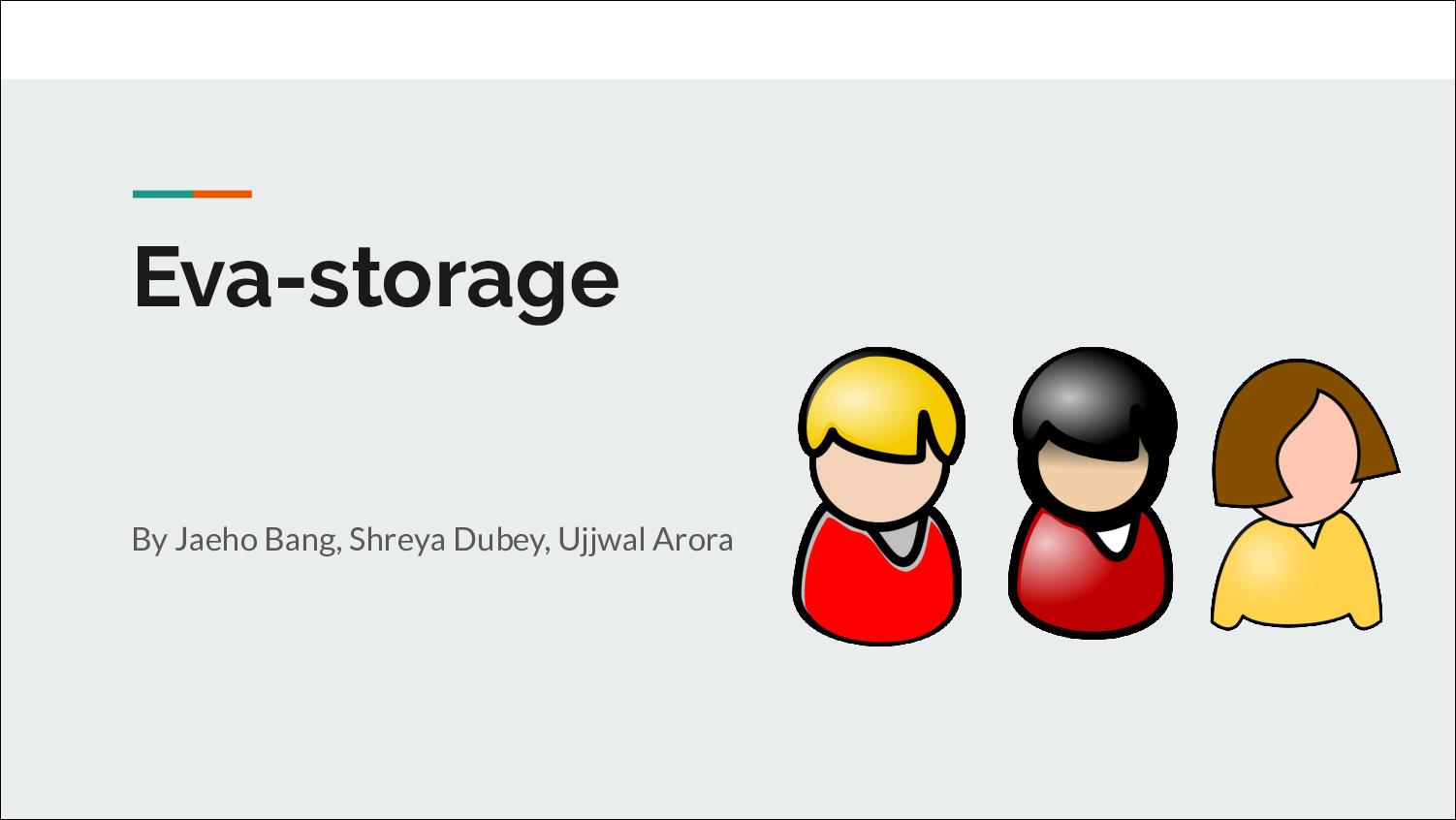 [PRESENTATION] Video Storage Management