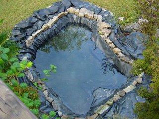 Как сделать гидроизоляцию пруда своими руками?